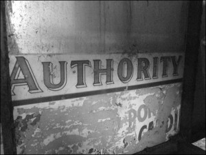 Trusted authority